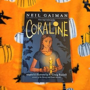 BOGO Coraline Graphic Novel